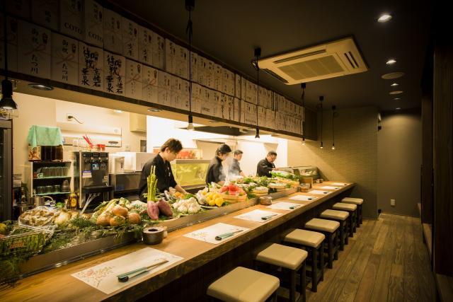 [OPEN]新鮮な食材を堪能する炉端料理の老舗が新装開店[グルメ]