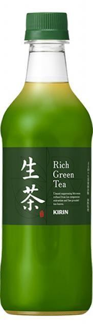 [キニナルッ]「キリン 生茶」が洗練されたデザインにリニューアル