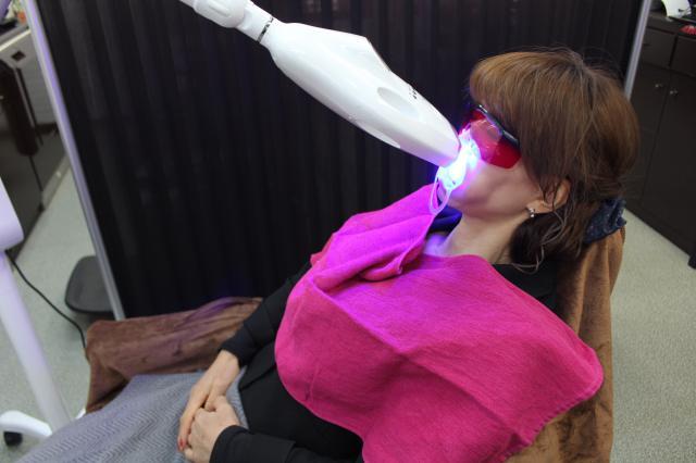 [キニナルッ]歯のホワイトニングキャンペーン実施中通常8分が12分に!