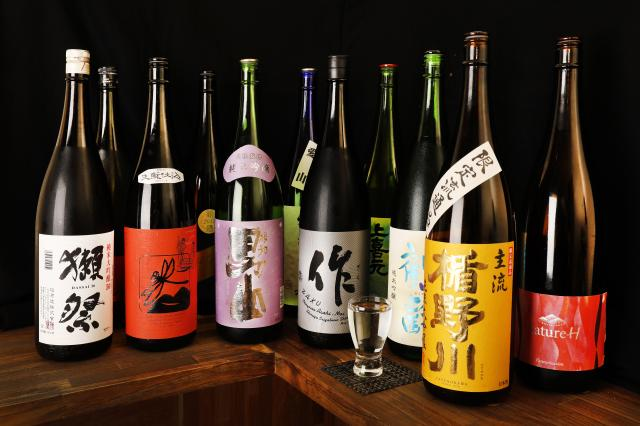 [OPEN]それぞれにあった美味しい日本酒に出会えるバル[グルメ]