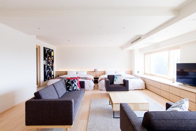 [キニナルッ]世界的デザイナーがプロデュース!茶玻瑠に新たな客室が誕生