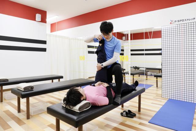 [OPEN]姿勢を改善して健康に! 本格ストレッチ整体[健康・美容・エステ]