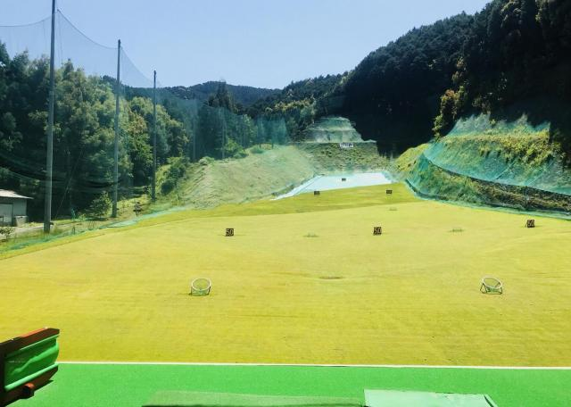 [OPEN]県下最安値を誇る!南予最大のゴルフ練習場[レジャー・観光・ホテル・旅行]