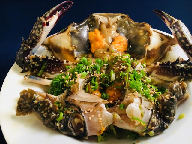 [キニナルッ]鮮度抜群の渡り蟹が贅沢に味わえる「カンジャンケジャン」が新登場!