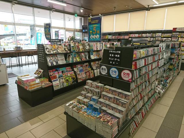 [キニナルッ]ますます便利に!雑誌・コミックの販売をスタート