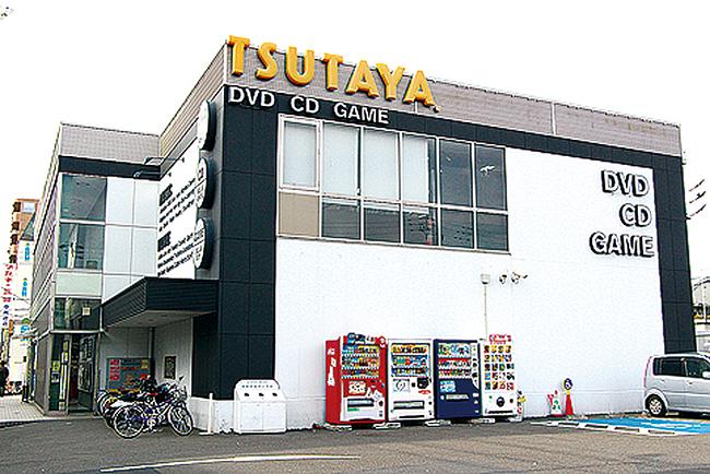 [キニナルッ]県内TSUTAYAで新サービス!月額でDVDの旧作借り放題に