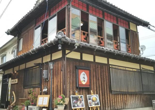 [OPEN]築98年の古民家で営むカフェ&おばんざい屋[グルメ]