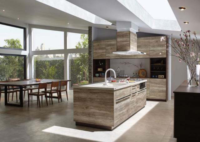 [キニナルッ]暮らしの中で輝き続ける新キッチン「STEDIA」誕生