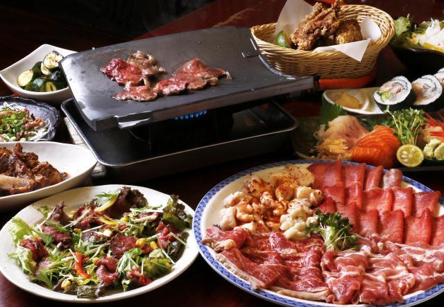 [OPEN]菊間瓦の上で肉や野菜を焼く「瓦焼き」が楽しめる居酒屋[グルメ]