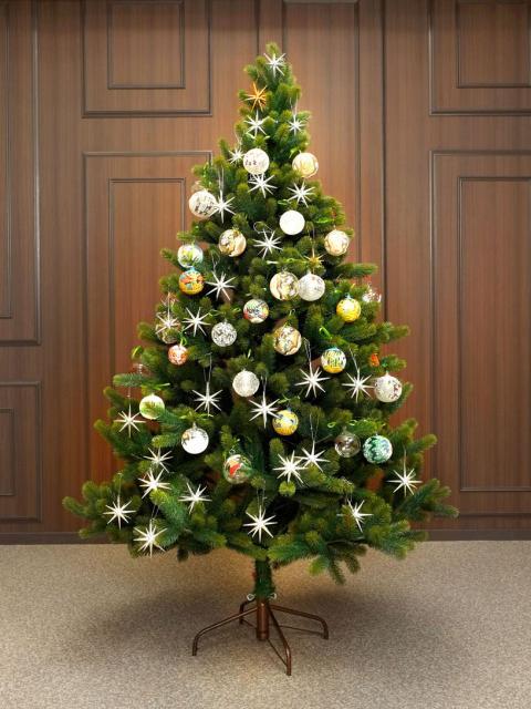 [キニナルッ]大人気! グローバルトレード社のクリスマスツリーが販売開始