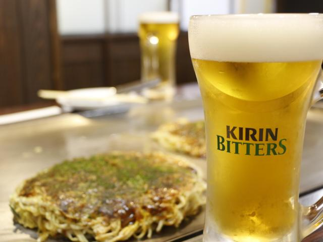 [キニナルッ]一品料理が充実した鉄板居酒屋生ビール半額キャンペーン実施中!