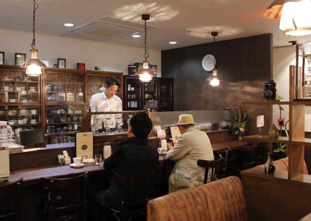 [OPEN]17年間愛され続ける喫茶店が大街道に移転オープン[グルメ]