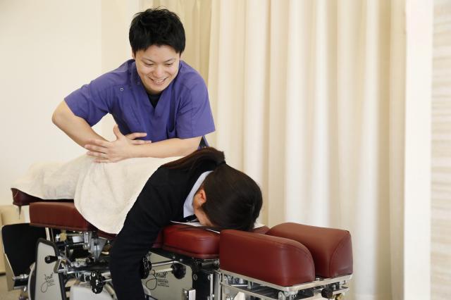 [OPEN]キッズスペースが完備された姿勢改善が人気の整骨院[健康・美容・エステ]