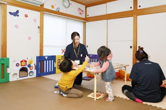 [OPEN]子どもの豊かな療育を目指し保護者と指導員が二人三脚でサポート[就職・企業・ビジネス]