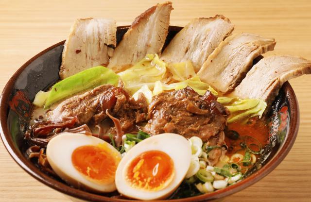 [OPEN]世界で人気を誇る「味千拉麺」待望の重信店がオープン![グルメ]