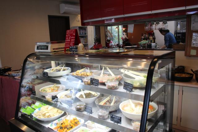 [OPEN]優しい味が人気の惣菜店がお洒落なカフェになって登場![グルメ]