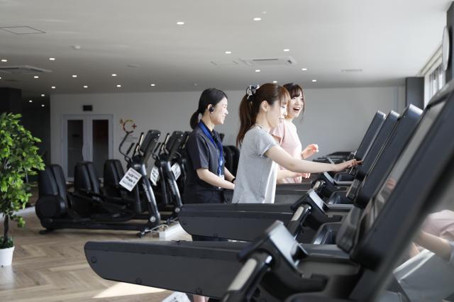 [OPEN]今までになかった新しいフィットネス中四国初導入の機器など充実[健康・美容・エステ]