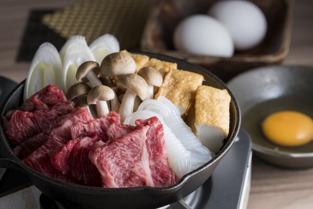 [キニナルッ]新鮮な卵にからませていただく黒毛和牛のとろける美味さに感動!