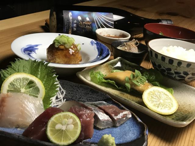 [OPEN]地元の魚を使った料理やジビエ料理が自慢の居酒屋[グルメ]