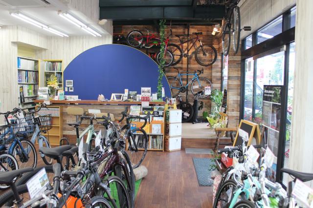 [OPEN]自分に合った自転車を見つけられる!人気自転車店がリニューアル[ショッピング]
