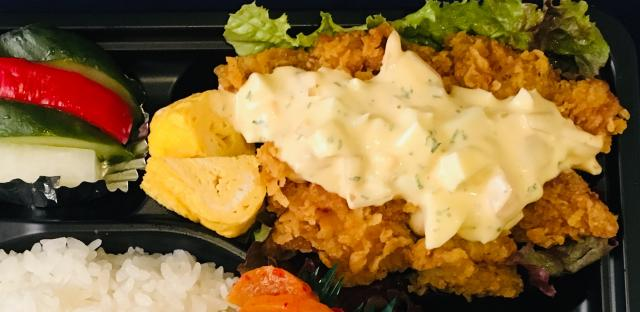 [キニナルッ]韓国フライドチキン専門店から「チキン弁当」が新登場!