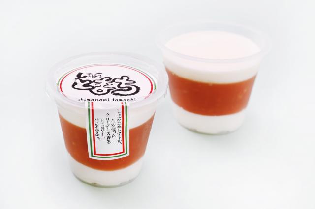 [キニナルッ]「さいさいきて屋」とコラボ!しまなみ冬春トマトを使ったスイーツが誕生