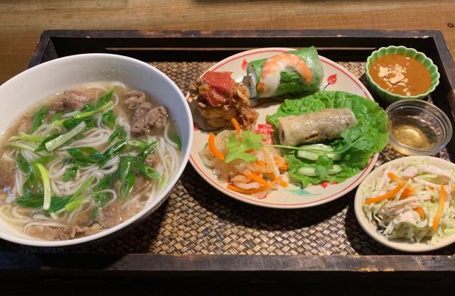 [キニナルッ]ベトナム・東南アジア料理が味わえる! お得な平日ランチがスタート