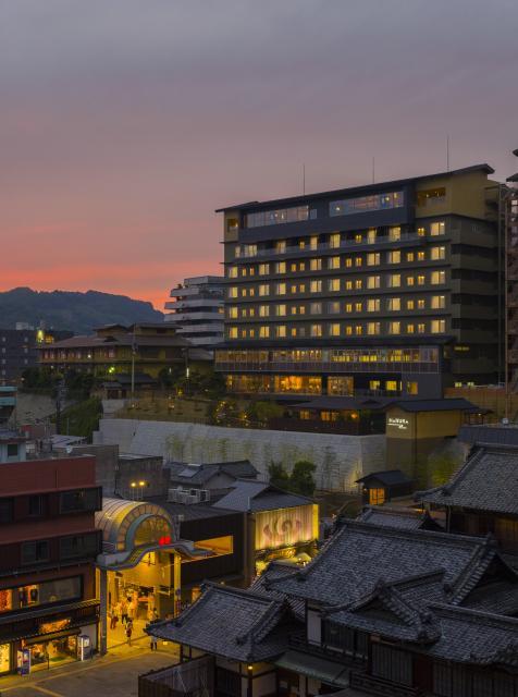 [OPEN]人と環境に優しい。愛媛初のZEBホテルが誕生[レジャー・観光・ホテル・旅行]