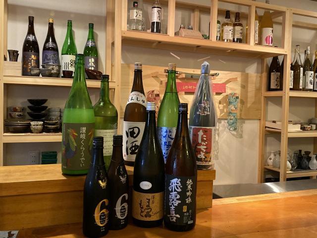 [OPEN]モットーは「縁や繋がりを大切に」こだわりの日本酒や和食に舌鼓[グルメ]