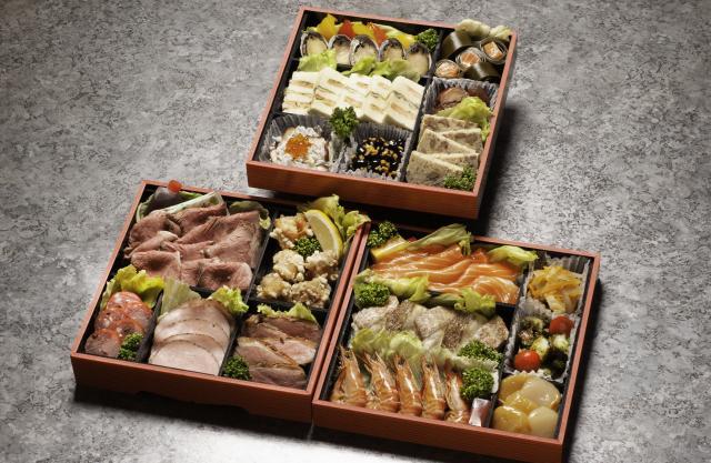 [キニナルッ]瀬戸内の食材を贅沢に使用した「洋風おせち」の予約スタート!