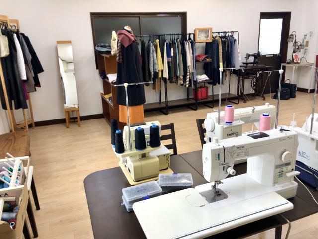 [OPEN]簡単綺麗に縫えて楽しい!少人数制のアットホームな洋裁教室[就職・企業・ビジネス]