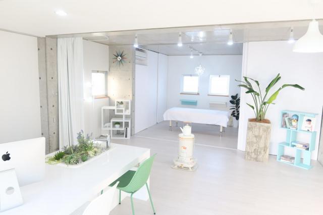 [OPEN]完全個室の予約制美容サロンが同じ敷地内に移転オープン[健康・美容・エステ]