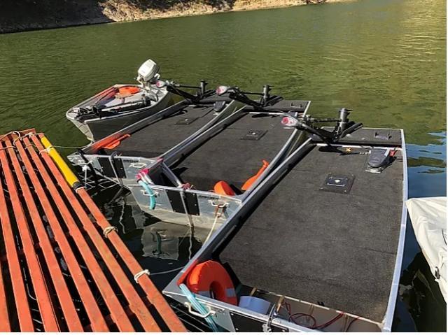 [キニナルッ]鹿野川ダムでバス釣り体験!レンタルボート貸出スタート