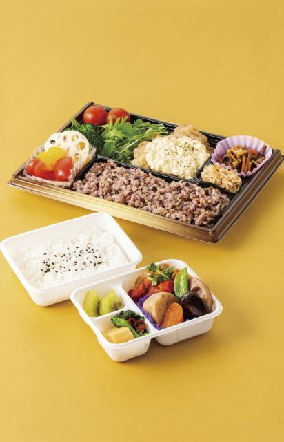 [キニナルッ]健康に配慮した弁当をオフィスに届けてくれる新サービス!