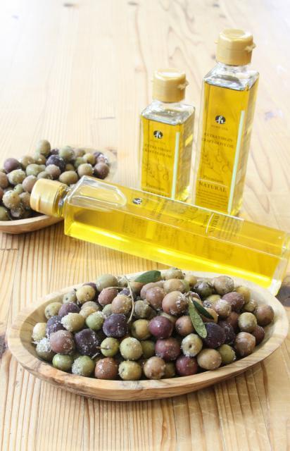 [キニナルッ]新鮮なオリーブオイルを食卓に通販限定新ブランド誕生!