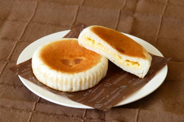 [キニナルッ]米粉で作ったグルテンフリーのクリームパンが新発売!
