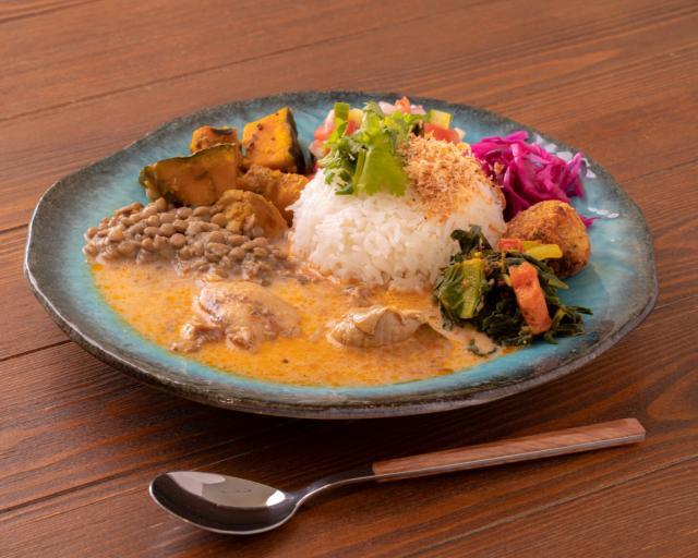 [OPEN]松山では珍しいスリランカ料理専門店が登場[グルメ]