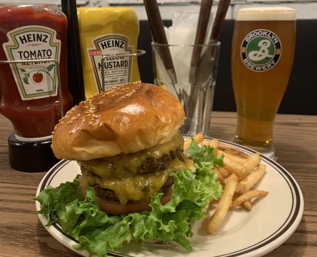 [OPEN]ハンバーガーとクラフトビールでアメリカンな気分に浸ろう![グルメ]