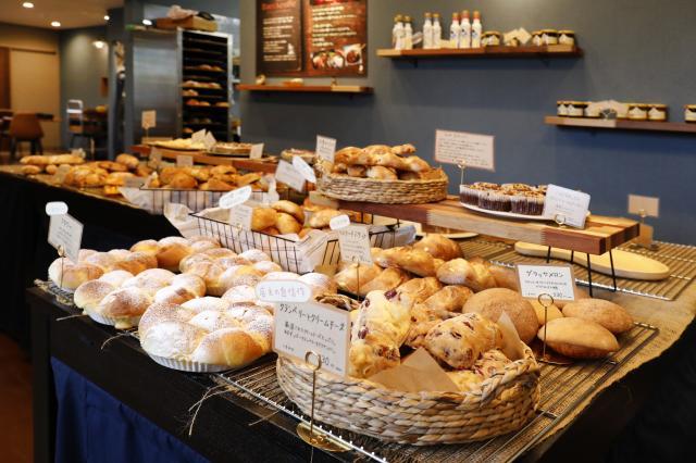 [OPEN]パンも料理も本格的で素材の味を堪能できる![グルメ]
