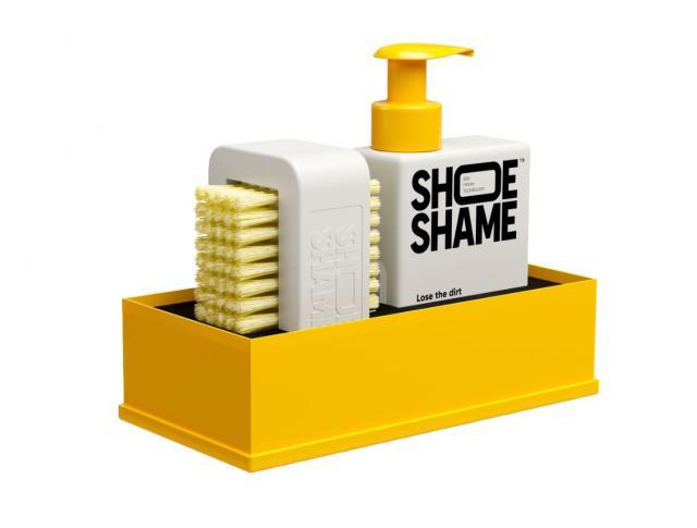 [キニナルッ]スウェーデン発のシューケアブランド「SHOE SHAME」が登場