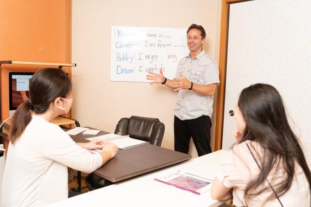 [OPEN]リアルな英会話を実感しながら実践的で豊かな英語を学ぼう[学校・塾・教室]