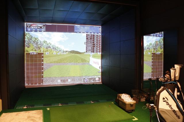 [OPEN]初心者や女性も利用しやすいシミュレーションゴルフ場[レジャー・観光・ホテル・旅行]