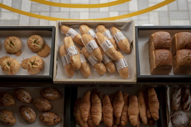 [OPEN]宇和島の人気店「RIZ」がコンテナパン屋として道後に復活![グルメ]