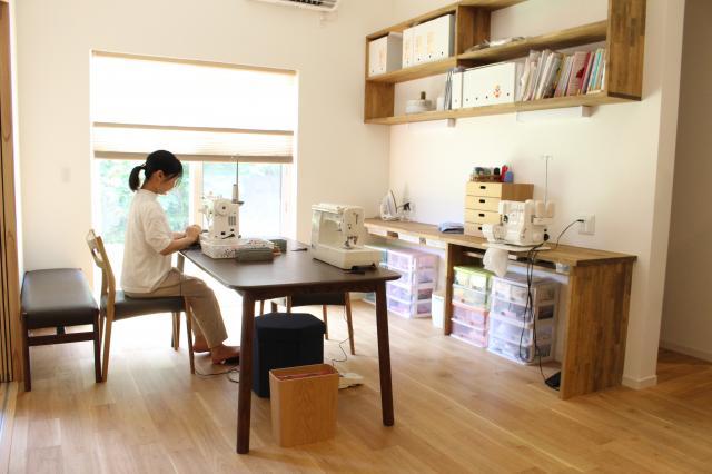[キニナルッ]手ぶらで通えるのも嬉しい!少人数制の裁縫教室をスタート