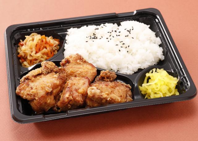 [OPEN]厳選した国産鶏を使用揚げたての唐揚げをご賞味あれ![グルメ]
