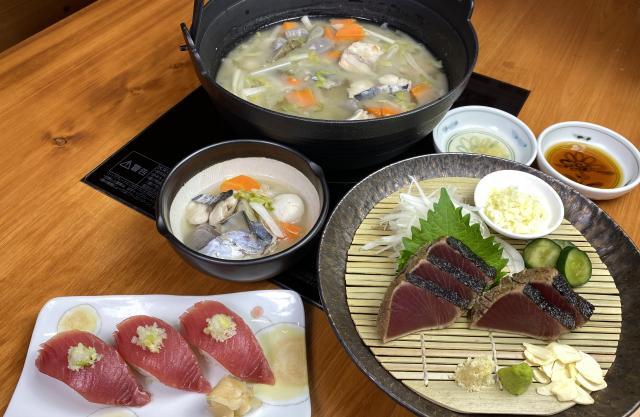 [キニナルッ]カツオ料理専門店「はつもどり」から新メニューが登場!