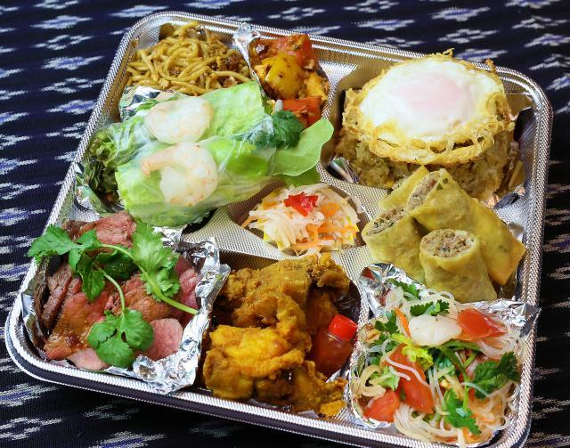 [キニナルッ]東南アジアの絶品料理が大集合!スパイスの効いた本場の味を楽しもう