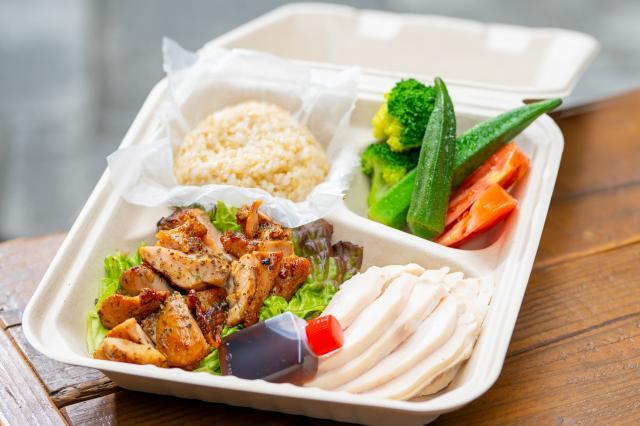 [キニナルッ]筋トレ・ダイエットのお供に!ヘルシーランチボックスの提供を開始