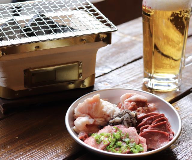 [キニナルッ]「白山湯」待望の新メニュー!厳選食材を七輪焼きで堪能しよう