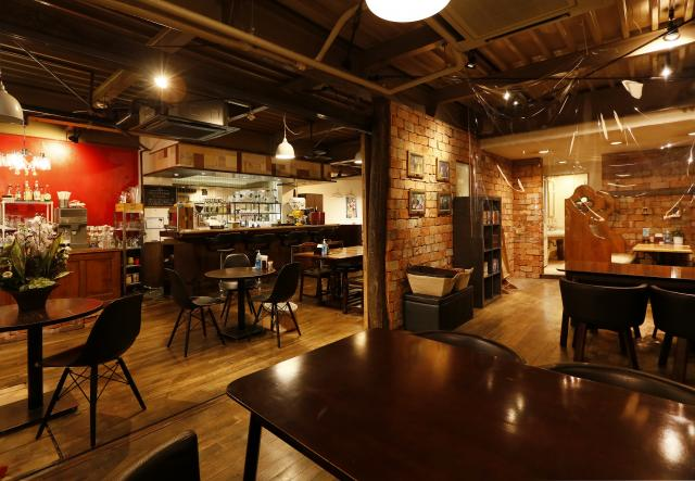 [OPEN]居心地の良い喫茶店で贅沢で優雅なひとときを[グルメ]